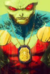 Steve Orlando et Riley Rossmo lancent une maxi-série Martian Manhunter 3