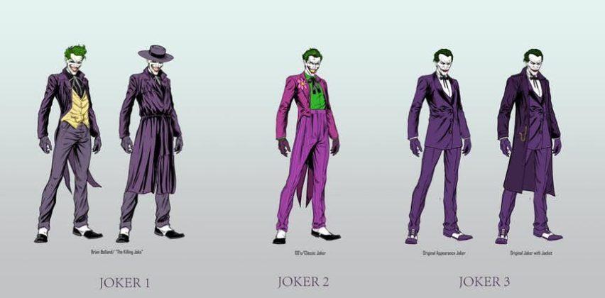 Geoff Johns dévoile de premiers sketchs de Three Jokers 2