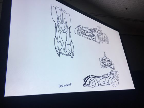 Geoff Johns dévoile de premiers sketchs de Three Jokers 1