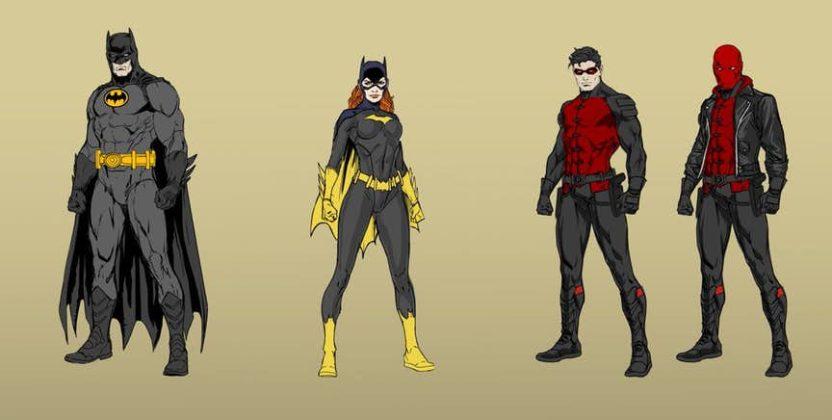 Geoff Johns dévoile de premiers sketchs de Three Jokers 3