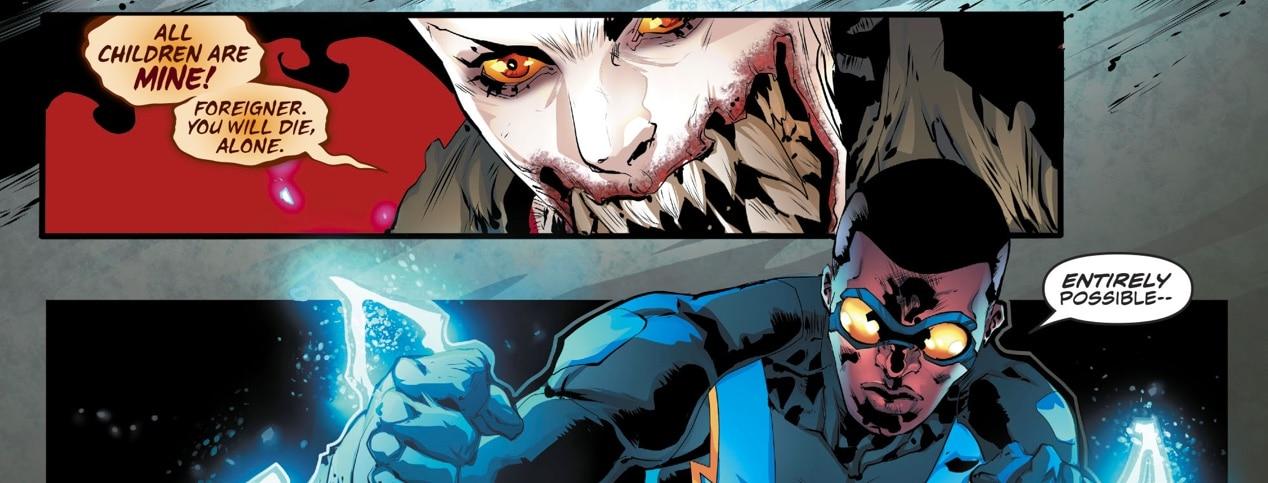 Review VO - Cursed Comics Cavalcade #1 1