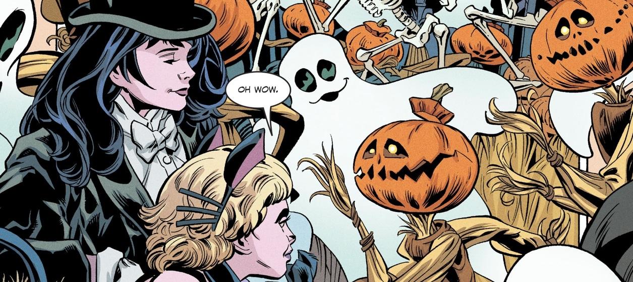 Review VO - Cursed Comics Cavalcade #1 3