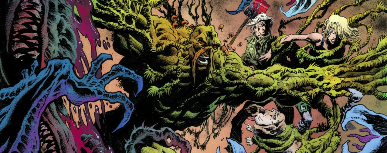 Review VO - Cursed Comics Cavalcade #1 2