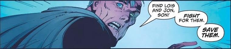 Doomsday Clock #1-7 : Enquête sur les pistes semées par Geoff Johns 39
