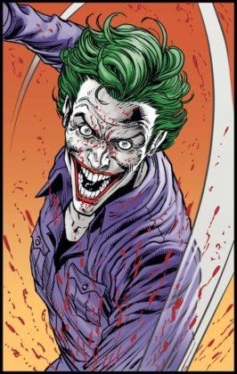 Geoff Johns dévoile de premiers sketchs de Three Jokers 4