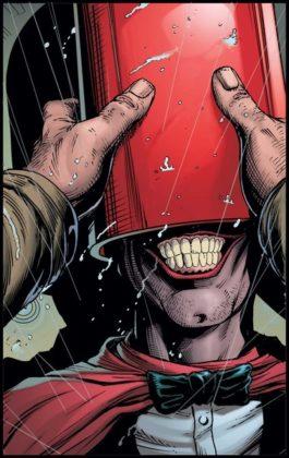 Geoff Johns dévoile de premiers sketchs de Three Jokers 5