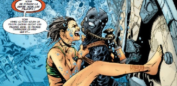 Review VF - Aquaman Sub-Diego Tome 1 2