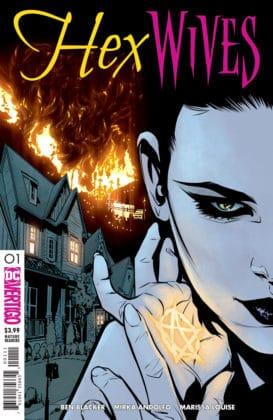 Preview VO - Hex Wives #1, nouvelle série Vertigo 1