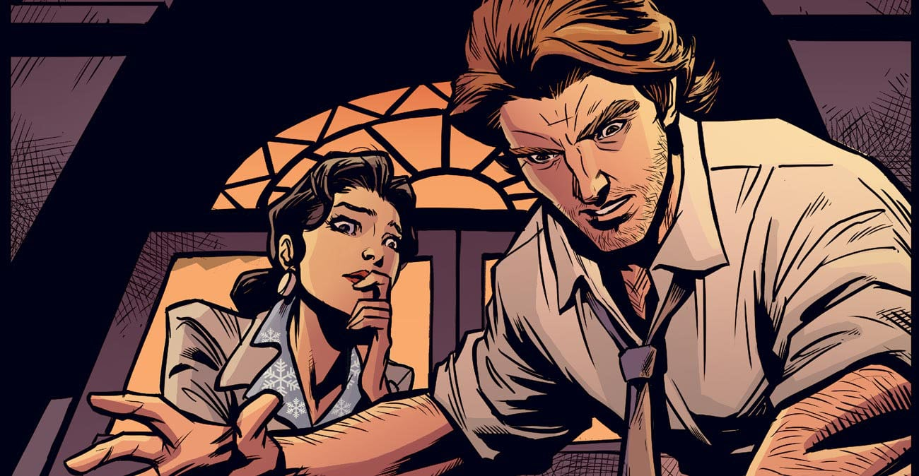 Review VF - Fables The Wolf Among Us Tome 1 1
