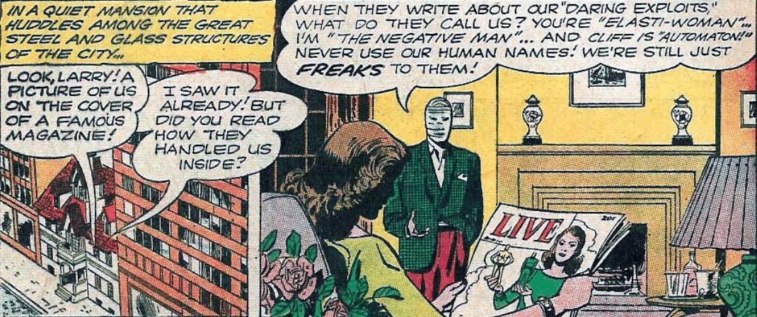 Dossier - Doom Patrol : les héros de l'étrange