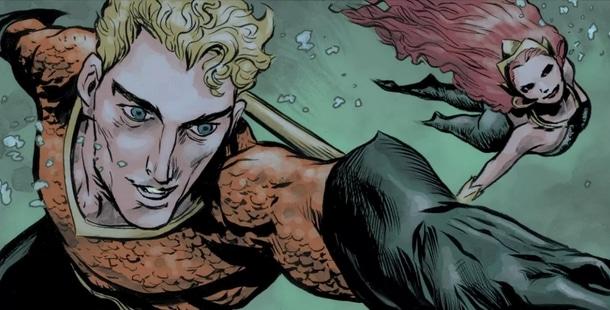 Review VF - Aquaman Rebirth Tome 4 : Détrôné 35