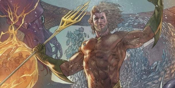 Review VF - Aquaman Rebirth Tome 4 : Détrôné 36