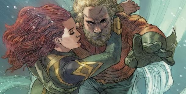 Review VF - Aquaman Rebirth Tome 4 : Détrôné 37