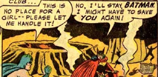 Off My Mind #80 : Batwoman, un reflet de son époque 6