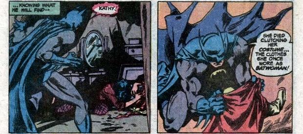 Off My Mind #80 : Batwoman, un reflet de son époque 9