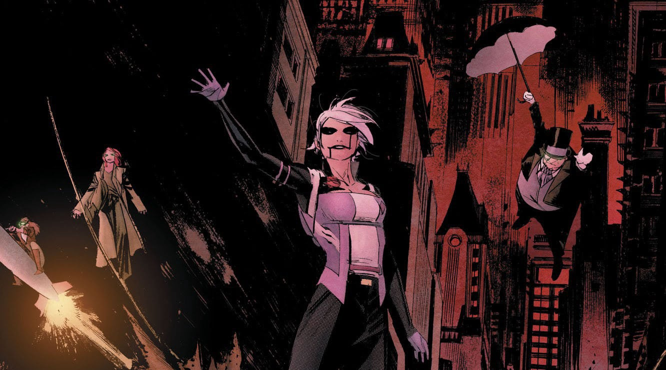 Review VF - Batman White Knight 3