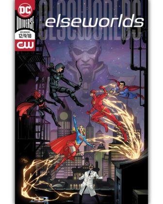 Elseworlds : Un poster façon comics et de premières images de Lois & Clark 1