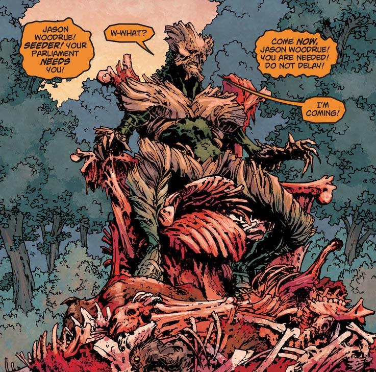 Swamp Thing : Kevin Durand en lice pour être Floronic Man 1