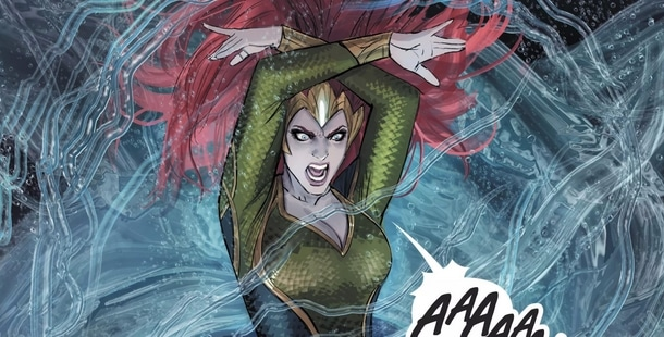 Review VF - Aquaman Rebirth Tome 3 : Underworld 3