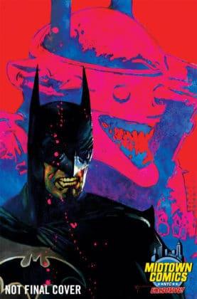Découvrez une dizaine de variant covers pour The Batman Who Laughs #1 2