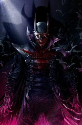 Découvrez une dizaine de variant covers pour The Batman Who Laughs #1 3