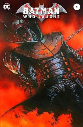Découvrez une dizaine de variant covers pour The Batman Who Laughs #1 4