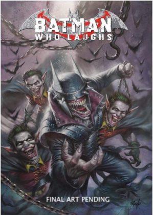Découvrez une dizaine de variant covers pour The Batman Who Laughs #1 7