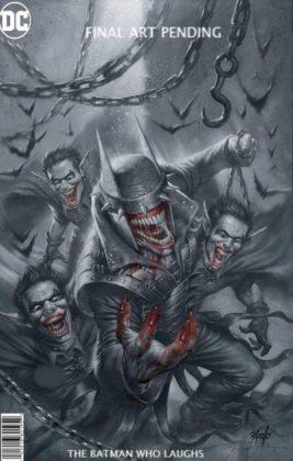 Découvrez une dizaine de variant covers pour The Batman Who Laughs #1 9