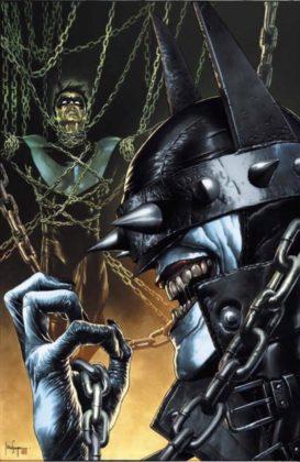 Découvrez une dizaine de variant covers pour The Batman Who Laughs #1 10