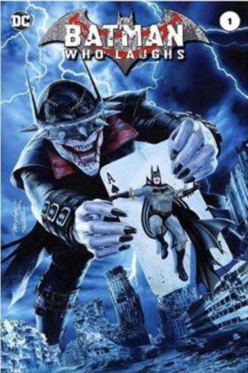 Découvrez une dizaine de variant covers pour The Batman Who Laughs #1 11