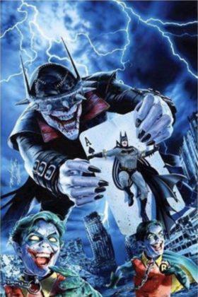 Découvrez une dizaine de variant covers pour The Batman Who Laughs #1 12