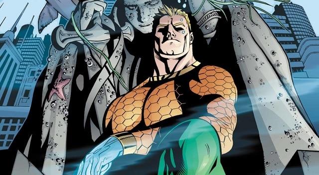 Par où Commencer #11 - Aquaman 32