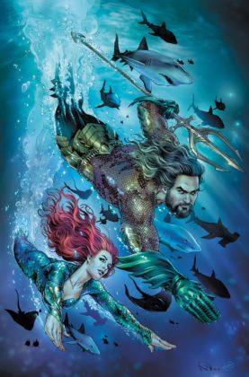 Découvrez toutes les variant covers des titres DC de décembre 2018 1