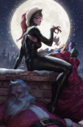 Découvrez toutes les variant covers des titres DC de décembre 2018 5