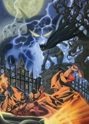 Plus de détails et des variant covers pour Detective Comics #1000 3