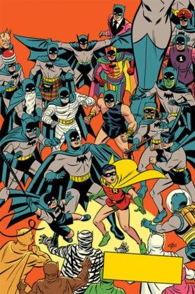 Plus de détails et des variant covers pour Detective Comics #1000 5