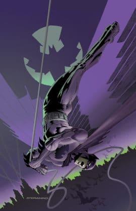 Plus de détails et des variant covers pour Detective Comics #1000 6