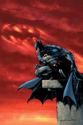 Plus de détails et des variant covers pour Detective Comics #1000 7