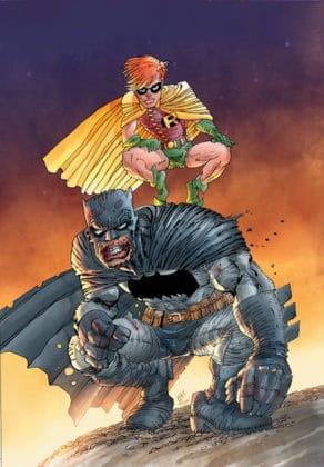 Plus de détails et des variant covers pour Detective Comics #1000 8