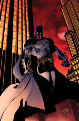 Plus de détails et des variant covers pour Detective Comics #1000 9