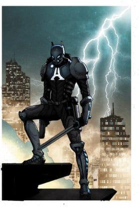 Plus de détails et des variant covers pour Detective Comics #1000 2
