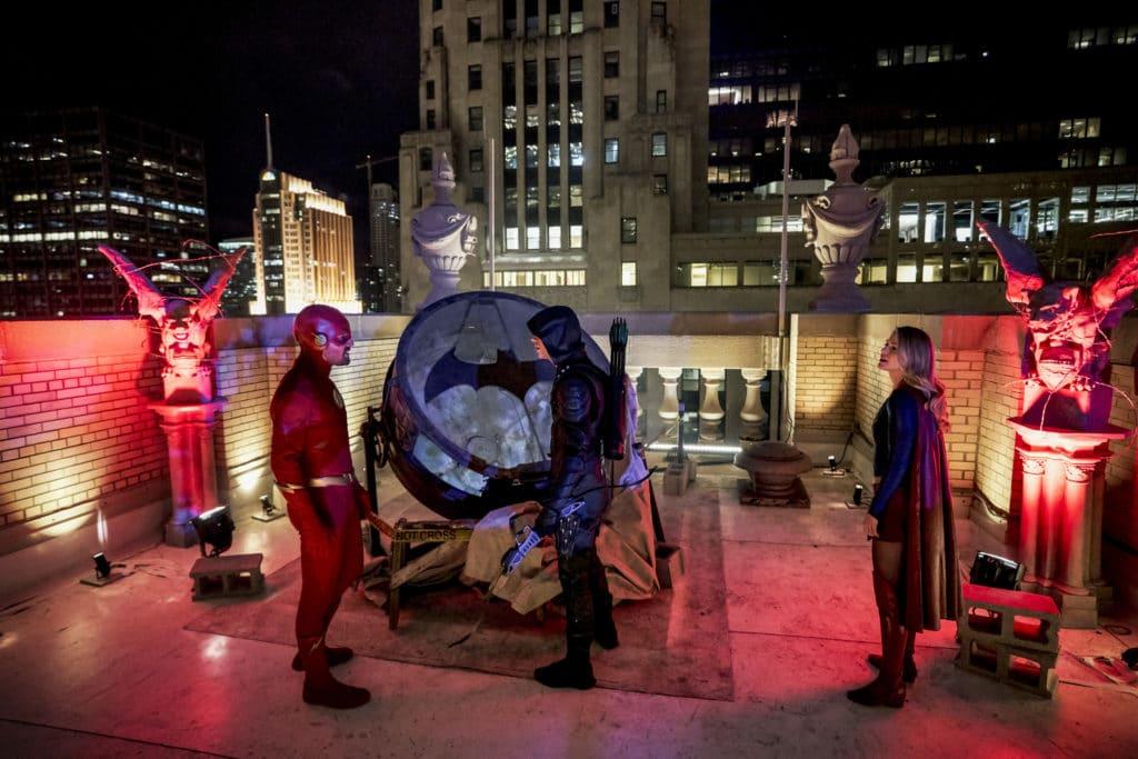 Review TV - Elseworlds (Partie 2) : Pèlerinage à Gotham City 1