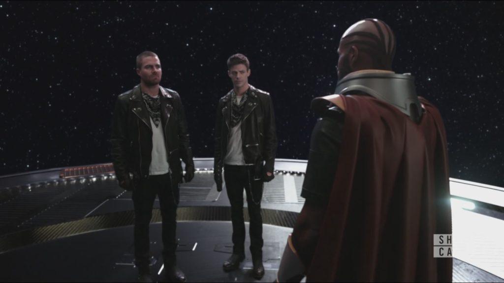 Crisis on Infinite Earths : Que sait-on sur le prochain crossover de la CW ? 1