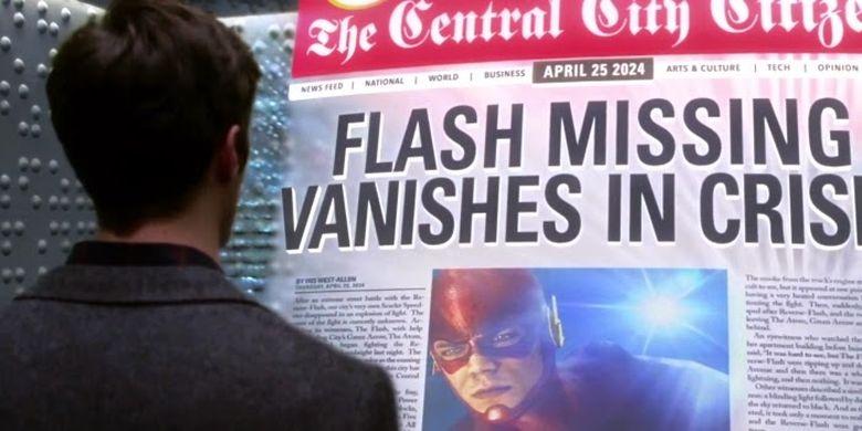 Crisis on Infinite Earths : Que sait-on sur le prochain crossover de la CW ? 3