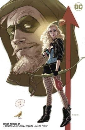 Découvrez toutes les variant covers des titres DC de décembre 2018 12