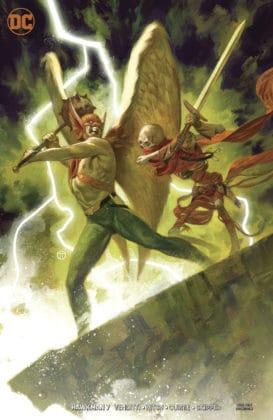 Découvrez toutes les variant covers des titres DC de décembre 2018 16