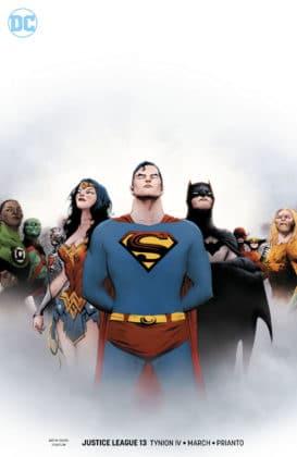 Découvrez toutes les variant covers des titres DC de décembre 2018 17