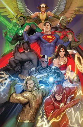 Découvrez toutes les variant covers des titres DC de décembre 2018 18
