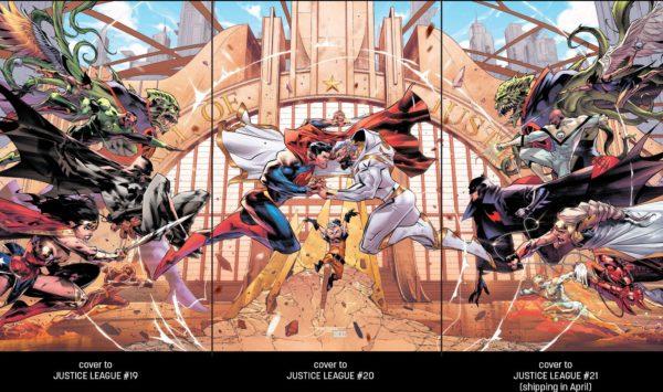 La Justice League entre dans la sixième dimension au printemps 1