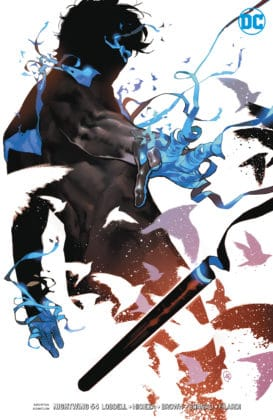 Découvrez toutes les variant covers des titres DC de décembre 2018 21